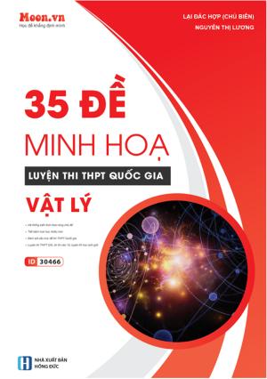 35 Đề thi thử THPT Quốc gia 2020 môn Vật Lý