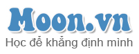 Cổng luyện thi đại học moon.vn